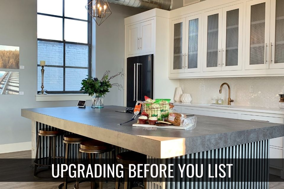 Upgrading Before You List